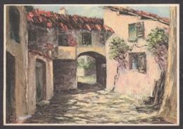 93924/ Illustrateur C. BAILLY, *Petite Place Ensoleillée* - Illustrators & Photographers