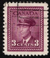Canada - Scott #252 Used (4) - Used Stamps