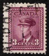 Canada - Scott #252 Used (5) - Used Stamps