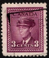 Canada - Scott #252 Used (7) - Used Stamps