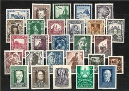 Lot Österreich Postfrische Marken ** - 1945-.... 2. Republik
