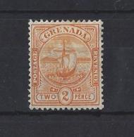 GRENADA......KING EDWARD VII.1901-10)...2d....SG79....TONED.......MH... - Grenada (...-1974)