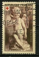 FRANCE    Croix Rouge 1950    N° Y&T  877 (o) - Usati