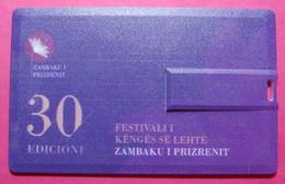 June 2019 Kosovo Ticket With CHIP, Music Festival Prizren, RRRR - Kosovo