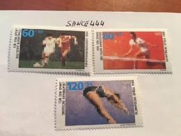 Germany Sports 1988 Mnh - [7] Federal Republic
