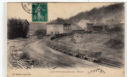 Lasauvage (grand Duche) Minieres - Otros