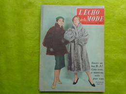L' Echo De La Mode N°45 - Mode