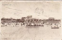 1920 RARISIME CPA URUGUAY- PUNTA DEL ESTE. CIRCULEE TO ARGENTINE YEAR 1936, SIGNEE - BLEUP - Uruguay