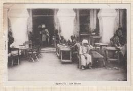 9AL1651 Coin Taché DJIBOUTI CAFE SOMALIS  2 SCANS - Costa D'Avorio