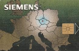 REPUBLICA CHECA. Siemens III. C118A, 51/10.95. (205). - Czech Republic
