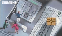 REPUBLICA CHECA. Siemens II. C109, 40/08.95. (206). - Czech Republic