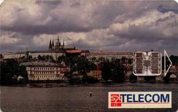 REPUBLICA CHECA. Prague Castle. C15, 1/06.93. (035). - Czech Republic