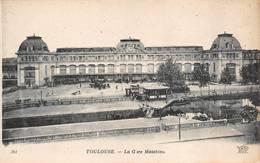Toulouse Gare Tramway Canal Du Midi Thème Péniche Péniches 394 ND - Toulouse