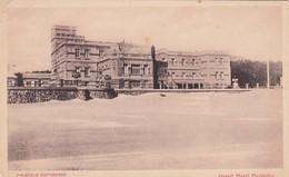 1900's RARISIME CPA URUGUAY- PIRIAPOLIS PINTORESCO. GRAND HOTEL PIRIAPOLIS. TALLER PEUSER - BLEUP - Uruguay