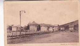 1900's RARISIME CPA URUGUAY- PIRIAPOLIS PINTORESCO. RAMBLA DE LOS ARGENTINOS. TALLER PEUSER - BLEUP - Uruguay
