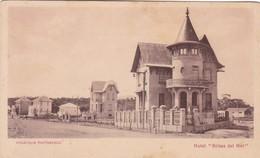 "1900's RARISIME CPA URUGUAY- PIRIAPOLIS PINTORESCO. HOTEL ""BRISAS DEL MAR"". TALLER PEUSER - BLEUP - Uruguay"