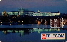 REPUBLICA CHECA. Prague Castle. C22, 9/08.93. (080). - Czech Republic