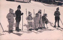 Adelboden BE, Aus Glücksfahrt Im Schnee, Partie De Ski (3492) - BE Berne