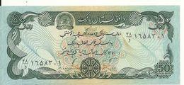 AFGHANISTAN 50 AFGHANIS 1979-91 UNC P 57 - Afghanistan