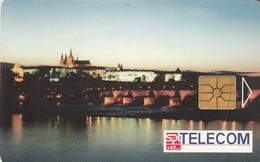 REPUBLICA CHECA. Prague Castle. C99A, 23/05.95. (209). - Czech Republic