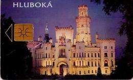 REPUBLICA CHECA. Chateau Hluboká. C169A, 67/10.96. (009). - Czech Republic