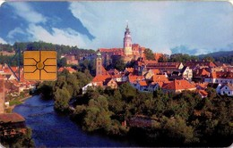 REPUBLICA CHECA. Castle Český Krumlov. C248A, 44/09.98. (059). - Czech Republic