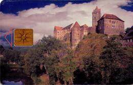 REPUBLICA CHECA. Castle Loket. C251C, 47/09.98. (068). - Czech Republic
