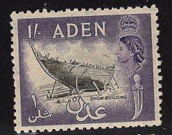 Aden, 1953, SG 63, MNH - Aden (1854-1963)