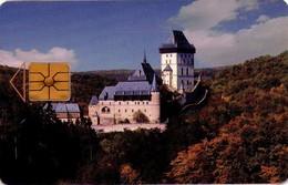 REPUBLICA CHECA. Castle Karlštejn. C250A,46/09.98. (014). - Czech Republic