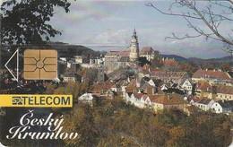 REPUBLICA CHECA. Castle Český Krumlov. C63B, 59/06.94. (210). - Czech Republic