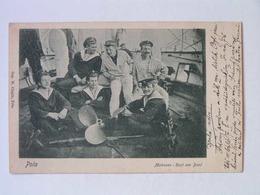 K.U.K. Kriegsmarine  SMS 1136 Ed M Clapis 1902 Bord - Warships
