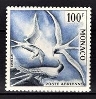 MONACO 1955 - N° 55 - PA NEUF** - Poste Aérienne