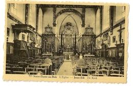 S7653 -Notre-Dame- Au-Bois - L' Eglise - Jesus Eik - Overijse