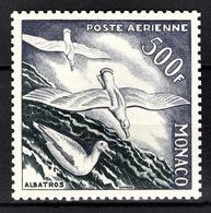 MONACO 1955 - N° 57 - PA NEUF** - Poste Aérienne