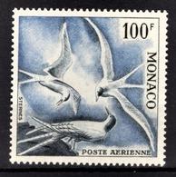 MONACO 1957 / 1959 - N° 66 - PA NEUF** /1 - Poste Aérienne