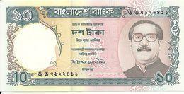 BANGLADESH 10 TAKA ND1996 UNC P 32 - Bangladesh