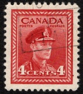 Canada - Scott #254 Used (4) - Used Stamps