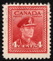 Canada - Scott #254 Used (5) - Used Stamps