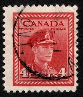 Canada - Scott #254 Used (6) - Used Stamps