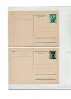 FAL14 - AUTRICHE SERIE DE 4 CARTES POSTALES NEUVES  MICHEL P 337 / 340 - Entiers Postaux