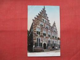 Netherlands > Noord-Holland  Naarden - Stadhuis    Ref  3469 - Naarden