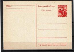 FAL14 - AUTRICHE  CARTE POSTALE NEUVE  MICHEL P 341 - Entiers Postaux