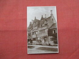 RPPC  England > Worcestershire  Tudor House  Ref  3470 - Worcestershire