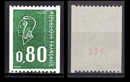 FRANCE 1976 - Y.T. N° 1894   - NEUF** / CHIFFRE - Ungebraucht