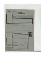 FAL14 - AUTRICHE CARTE POSTALE BON DE POSTE MICHEL AK31 - Entiers Postaux