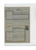 FAL14 - AUTRICHE CARTE POSTALE BON DE POSTE MICHEL AK30 - Entiers Postaux