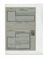 FAL14 - AUTRICHE CARTE POSTALE BON DE POSTE MICHEL AK28 - Entiers Postaux