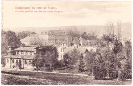 LUXEMBOURG - MONDORF-LES-BAINS - Unused - Etablissement Des Bains De Mondorf - BELLWALD Photo - Mondorf-les-Bains