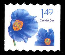 Canada (Scott No.2131iii - Fleur / Flower) [**]  Perf 6.75-7  NOTE - Neufs