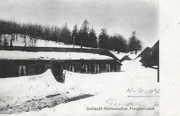88)  SCHLUCHT   -  Restauration Freudenreich - France